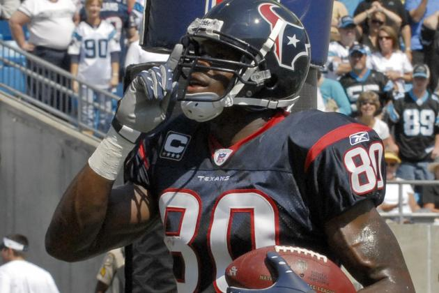 Could Andre Johnson Work in Carolina?
