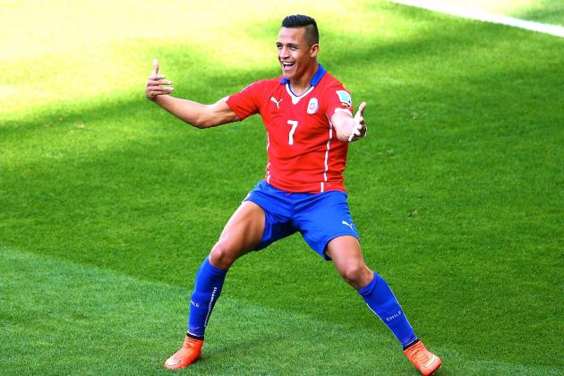 Alexis Sanchez Turns Arsenal into Genuine Premier League Contenders