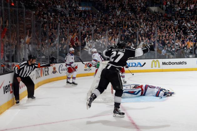 Should the Los Angeles Kings Grant Alec Martinez a Bigger Role in 2014-15?