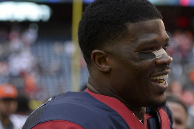 Time to Reboot Rumors Linking Andre Johnson and the Cleveland Browns
