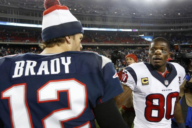Could Andre Johnson really be a New England Patriot?