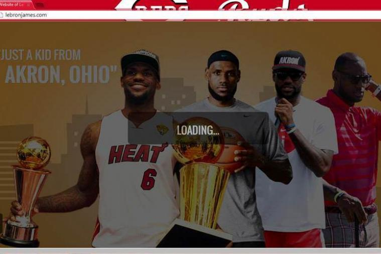 LeBron James' Website Crashes as World Awaits His Free-Agency Decision