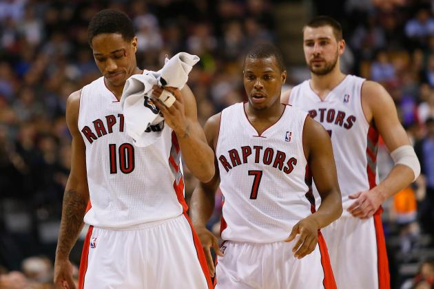 What's Next for Toronto Raptors After Locking Up Core Long-Term?