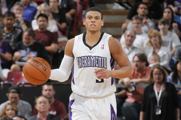 Kings Look for More out of Second-Year Point Guard Ray McCallum