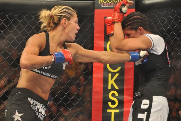 Cyborg Cutting to 135, Will Fight for Invicta FC on UFC Fight Pass, Says Knapp