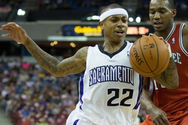Isaiah Thomas Situation Should Be Resolved Relatively Soon