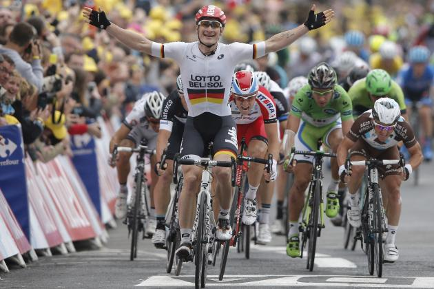 Tour De France 2014: Stage 7 Route, Live Stream, Predictions, Updated Standings