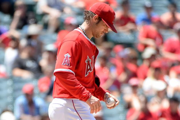 C.J. Wilson Injury: Updates on Angels Pitcher's Ankle and Return