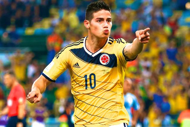 Real Madrid Transfer News: Latest on James Rodriguez, Angel Di Maria and More