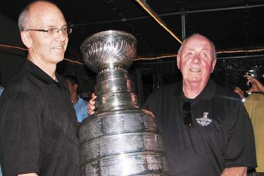 Stanley Cup Visited Kings Scout in Lake George