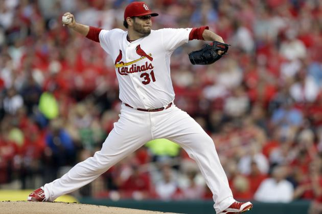 Cardinals' Lance Lynn Wins 10-Plus Games Before Break for 3rd Straight Season