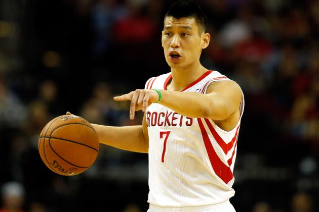 Jeremy Lin Would Make Great Addition to Philadelpha 76ers