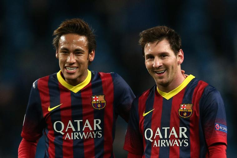 Neymar Is Pulling for Argentina, Lionel Messi to Win the World Cup
