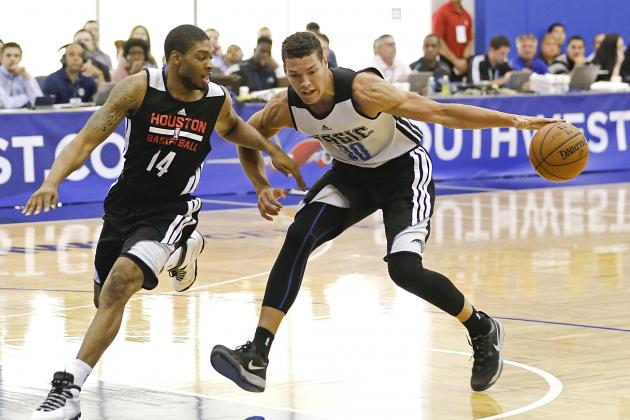 Vegas Summer League 2014: Full Bracket, TV Schedule and Storylines to Watch