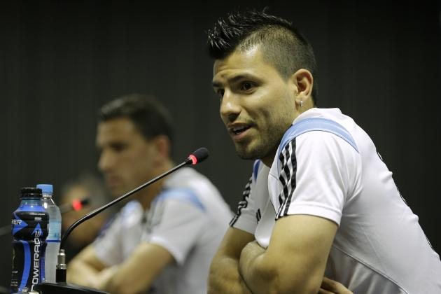 Should Argentina Risk Starting Sergio Aguero?