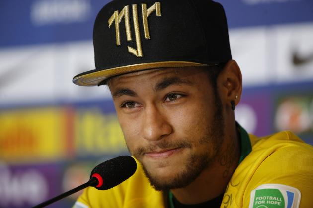 Neymar Speaks About His Injury, Brazil's Collapse, 2018 World Cup and More