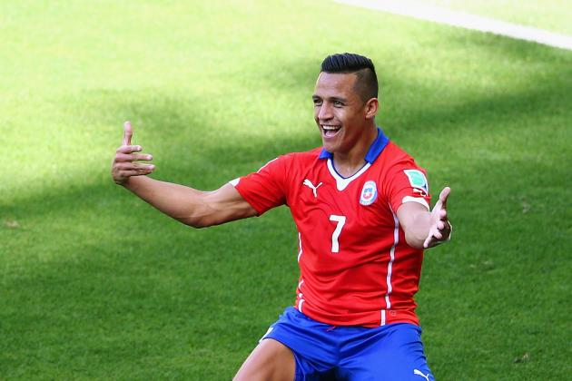 World Cup Paper Review: Press Reacts to Arsenal's Alexis Sanchez Signing