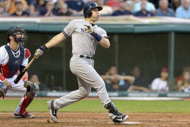 Yankees' Mark Teixeira Has 3rd-Most Multi-Homer Games for Switch-Hitter
