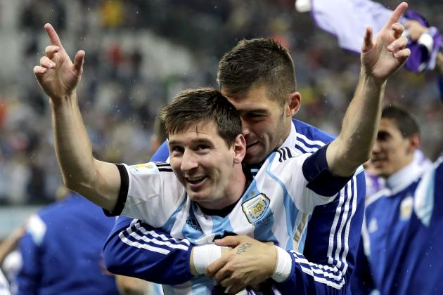 World Cup 2014 Final: Kick-off Time, TV Info, Odds for Germany vs. Argentina