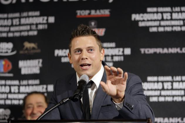 The Miz Should Be Kept Out of Field for Battleground Battle Royal