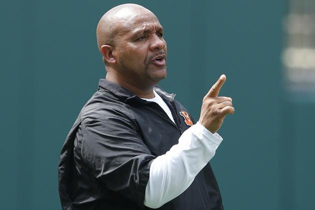 Hue Jackson: Andy Dalton and I Are 'Tethered Together'