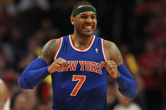 Report: Carmelo Reconsidering Bulls as Option