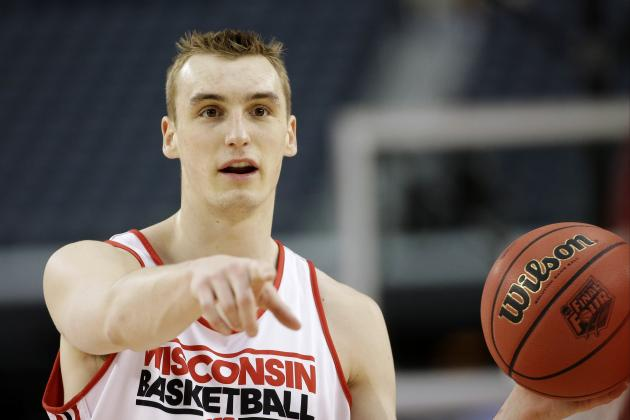 Wisconsin's Sam Dekker Rising to New Heights at LeBron James Skills Academy