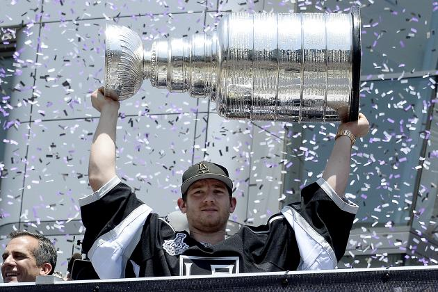 Breaking Down Los Angeles Kings' Offseason Injury Concerns