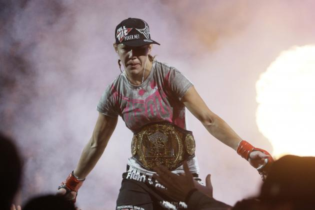 Cris 'Cyborg' Justino to Make Bantamweight Debut in December with Invicta FC