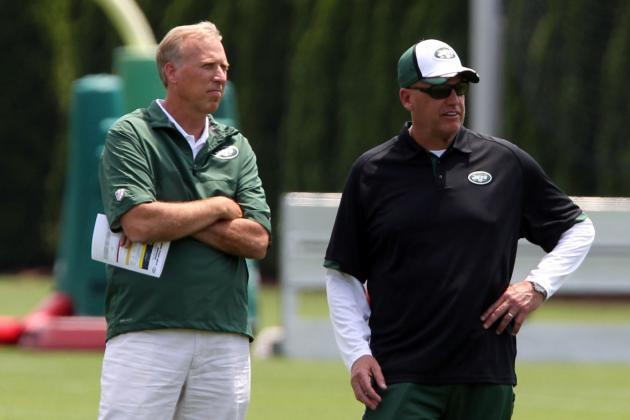 New York Jets Finally Have Balanced Team Rex Ryan Needs
