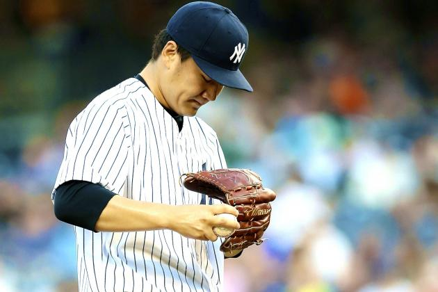 Rocked by Masahiro Tanaka Injury, What Options Are There for Yankees in 2014?