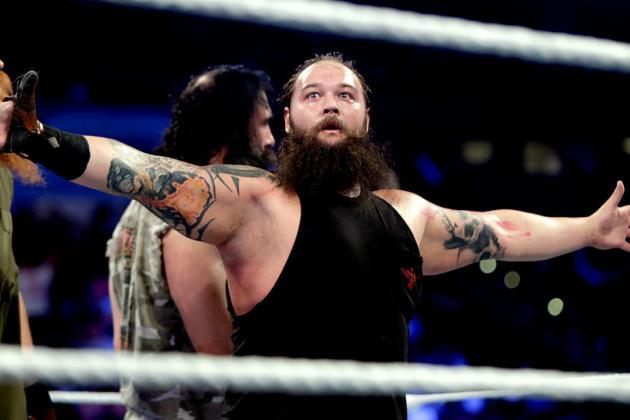 Chris Jericho Will Help Build Bray Wyatt's Legacy in WWE