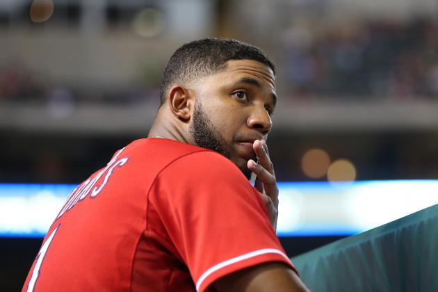 Andrus Exits Game with Minor Ankle Injury