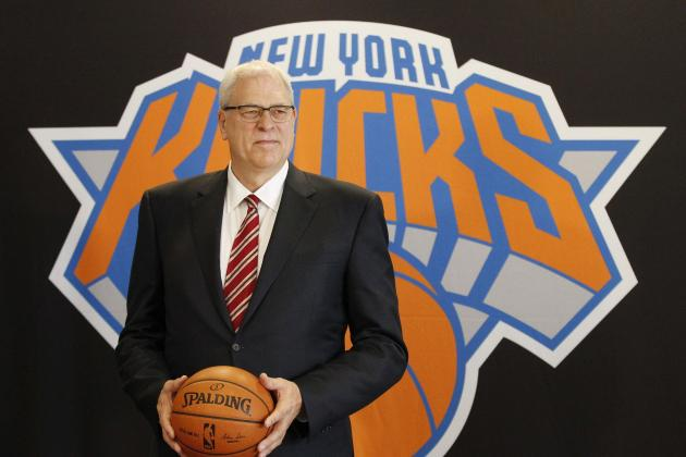 Carmelo Anthony Didn't Just Follow the Money, He Followed Phil Jackson