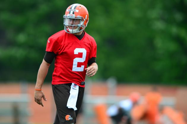 Johnny Manziel Must Be Browns' Starting QB in Week 1