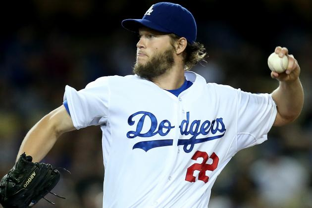 Kershaw's Streak Ends at 41 IP in CG Gem
