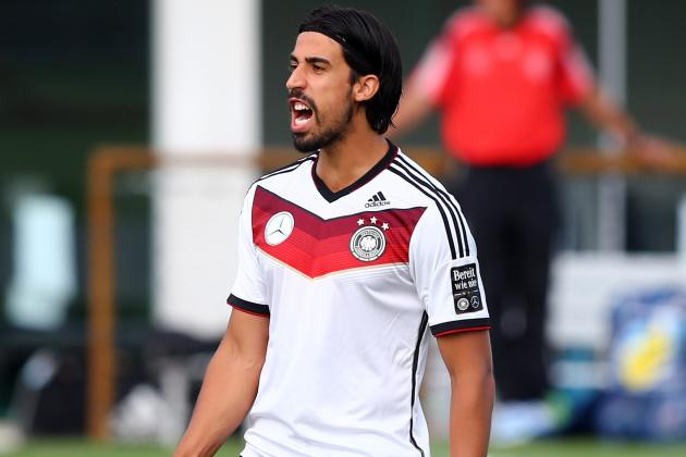Arsenal Transfer News: Sami Khedira Keen to Move, Mathieu Debuchy Deal Close