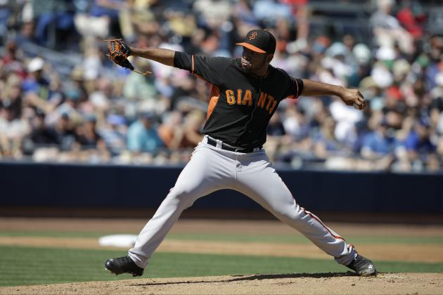 Scouting Reports for San Francisco Giants Prospects in the 2014 Futures Game