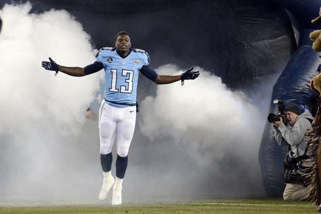 Fantasy Football 2014: Making the Case for Kendall Wright