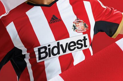 Image: Sunderland Unveil New Kit