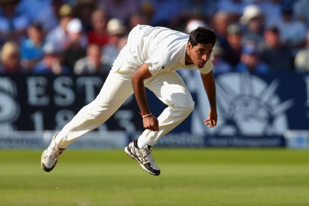 Bhuvneshwar: Trent Bridge Like an Indian Pitch