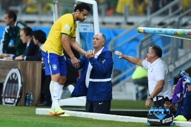 How Fred Succeeded Serginho as Brazil's World Cup Scapegoat