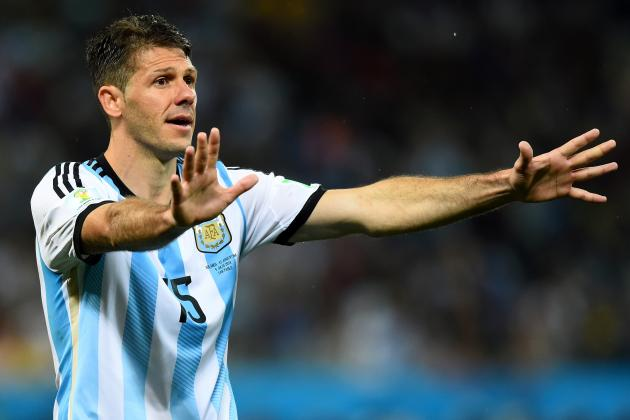 Martin Demichelis Comes Full Circle from Man City 'Flop' to World Cup Finalist