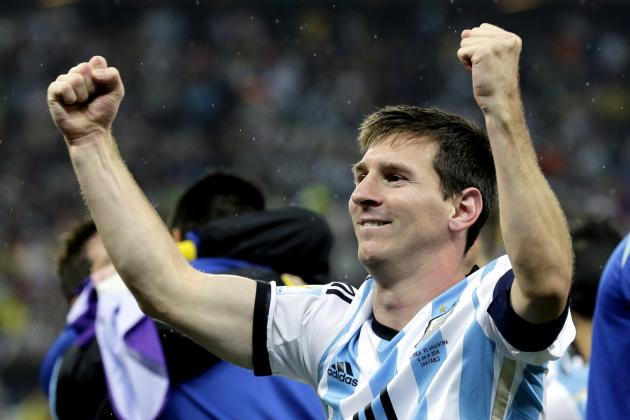 The Time Is Right for Lionel Messi and Argentina to End World Cup Wait