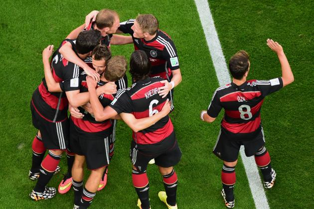 Germany vs. Argentina: World Cup 2014 Final Form Guide, Live Stream, Predictions