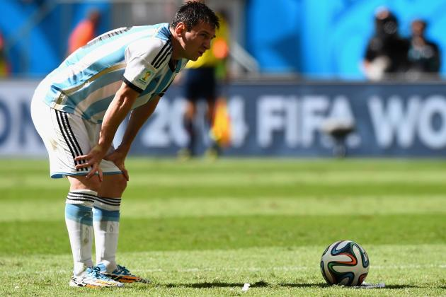 Reports of Lionel Messi Fitness Fears Denied Ahead of 2014 World Cup Final