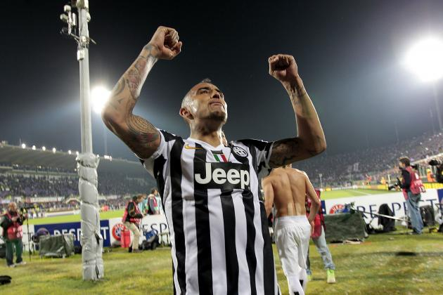 Why Juventus Selling Arturo Vidal To Manchester United Makes No Sense