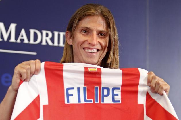 Chelsea Must Show Financial Acumen in Filipe Luis Transfer from Atletico Madrid