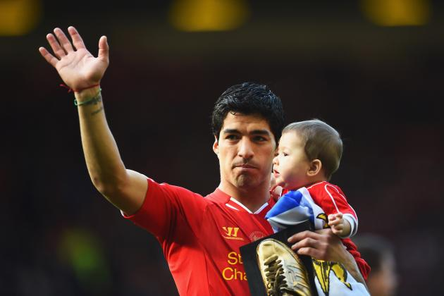 Twitter Reacts to Luis Suarez's Transfer from Liverpool to Barcelona
