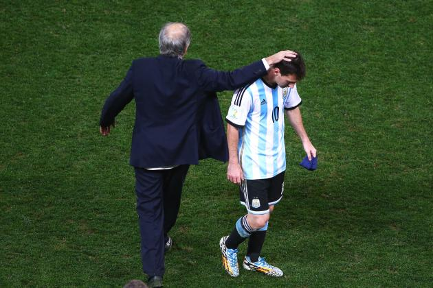 Do Argentina Need to Be More Offensive to Win the World Cup?